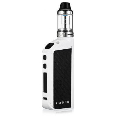 KVP Mini TC 90W Box Mod Kit