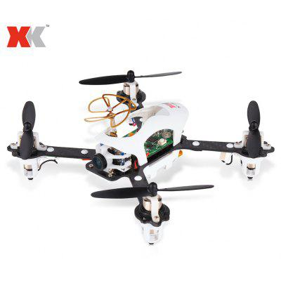 XK X130 - T 130mm 2.4GHz 4CH RC Racing Drone - RTF