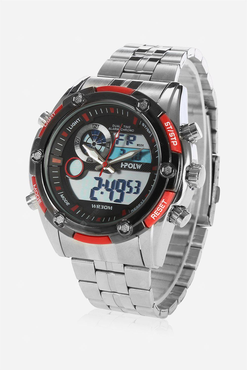 RED HPOLW 618 Analog-digital Watch