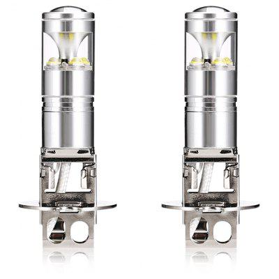 H3 XBD 30W Car Fog Light - 2PCS