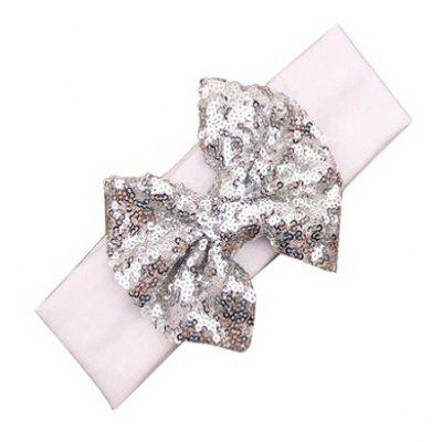 Baby Girl Sequins Bow Headband