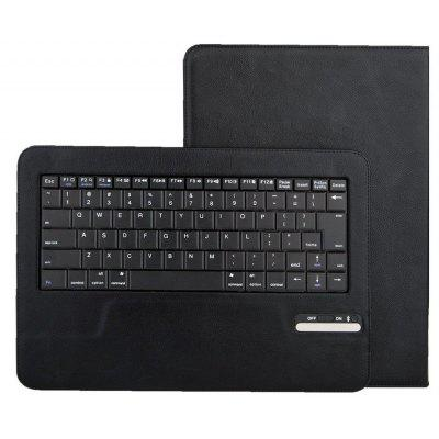 PU Leather Keyboard Case for 9.0 / 10.1 inch Tablet PC