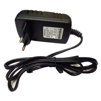 3A 12V DC Power Supply Plug with LED Indicator