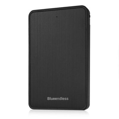 Blueendless M231LC USB 3.1 to 2.5 inch SATA Enclosure Case