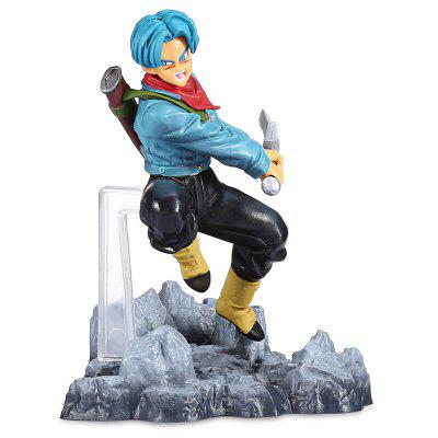 Action Figure ABS PVC MABS Model Toy - 4.72 inches