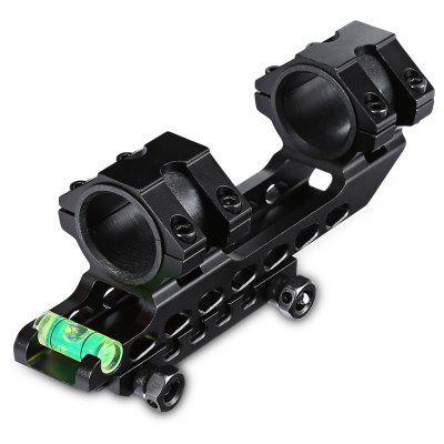 JINJULI 30 / 25.4mm Sighting Device Bubble Spirit Level Mount