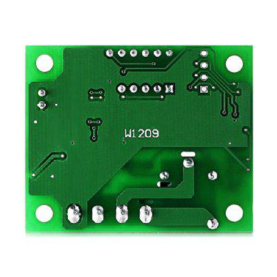 Digital Display Temperature Controller BoardTemperature Instruments<br>Digital Display Temperature Controller Board<br><br>Package Contents: 1 x Temperature Controller Board, 1 x Probe, 1 x Temperature Controller Board, 1 x Probe<br>Package size (L x W x H): 5.00 x 5.00 x 2.60 cm / 1.97 x 1.97 x 1.02 inches<br>Package weight: 0.0400 kg<br>Product size (L x W x H): 4.85 x 4.00 x 1.60 cm / 1.91 x 1.57 x 0.63 inches<br>Product weight: 0.0230 kg<br>Range: -50 - 110 Degree Celsius<br>Temperature Type: Celsius