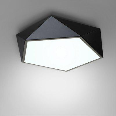 BRELONG 96 LEDs Stepless Dimming Ceiling Light Diamond Type