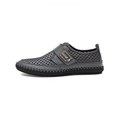 цена на Men Hollow Net Cloth Shoes