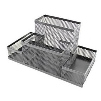 Triplicate Magazine Holders File Dividers Document Tray