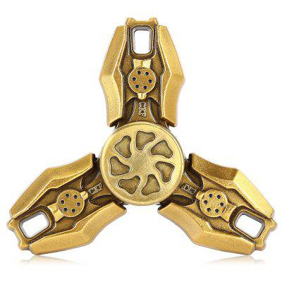 Tri-blade EDC Fidget Spinner Focus Toy ADHD Anxiety Stress Relief