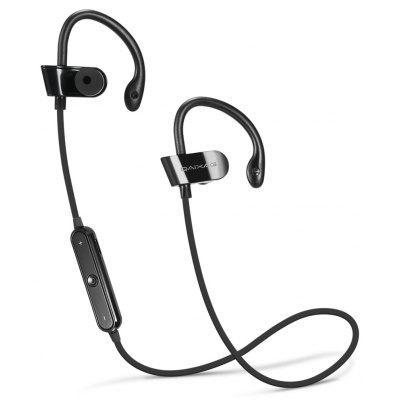 QAIXAG AX - 06 Wireless Bluetooth Sport Ohrhörer mit On-Cord Control
