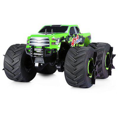 ZINGO RACING 9119 1: 8, Amphibious RC Monster-Truck - RTR