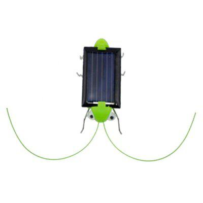 Grasshopper Model Solar Toy Children Educational Gifts