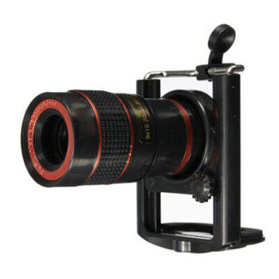8X Zoom Mobile Telescope