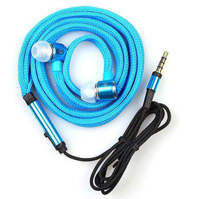 Portable In-ear Stereo Earphones