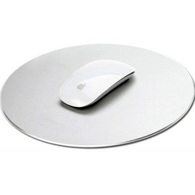 Aluminum Alloy Circular Metal Gaming Mouse Mat