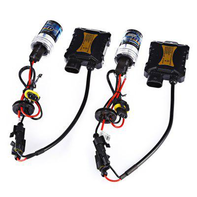 H7 55W Xenon Conversion KitCar Lights<br>H7 55W Xenon Conversion Kit<br><br>Adaptable automobile mode: Universal<br>Color temperatures: 6000K<br>Connector: H7<br>Lumens: 2400 - 2800LM<br>Package Contents: 2 x Xenon Lamp, 2 x Ballast, 1 x English User Manual<br>Package size (L x W x H): 22.00 x 18.00 x 7.00 cm / 8.66 x 7.09 x 2.76 inches<br>Package weight: 0.3400 kg<br>Product size (L x W x H): 11.00 x 7.00 x 3.50 cm / 4.33 x 2.76 x 1.38 inches<br>Product weight: 0.2600 kg<br>Type of lamp-house : Xenon