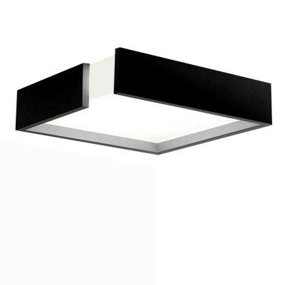 BRELONG 48 LEDs Stepless Dimming Ceiling Light Square Shape