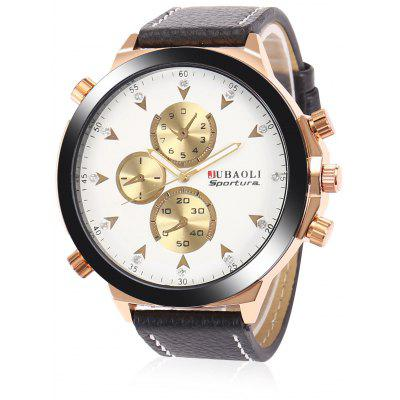 JUBAOLI A688 Men Quartz Watch