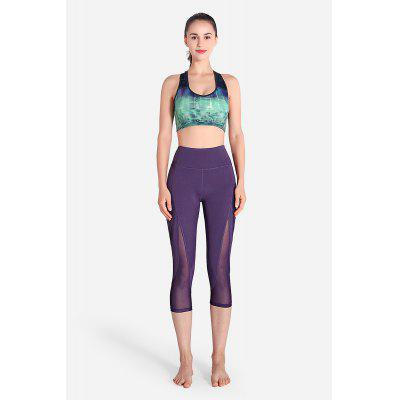 High-waist Elastic Women Fitness Pants