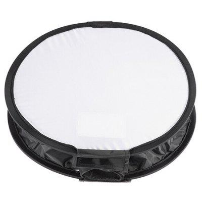 Mini Portable Round Universal Ring Flash Diffuser
