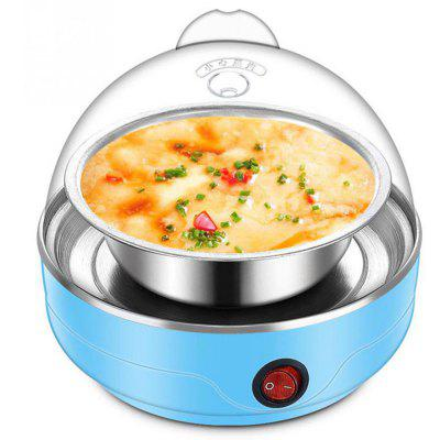 Y - ZDQ1 Electric Egg Boiler PoacherEgg Tools<br>Y - ZDQ1 Electric Egg Boiler Poacher<br><br>Color: Blue<br>Frequency: 50Hz<br>Material: Plastic, Stainless Steel<br>Package Contents: 1 x Egg Boiler, 1 x Measuring Cup 1 x Chinese User Manual<br>Package size (L x W x H): 17.80 x 17.80 x 18.80 cm / 7.01 x 7.01 x 7.4 inches<br>Package weight: 0.4620 kg<br>Power (W): 350<br>Product size (L x W x H): 12.50 x 14.00 x 14.00 cm / 4.92 x 5.51 x 5.51 inches<br>Product weight: 0.3180 kg<br>Type: Upright<br>Voltage (V): 220
