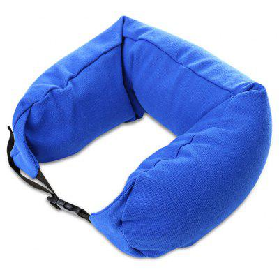 Portable Soft Travel Pillow with Hat for Neck Waist