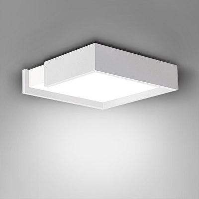 Brelong 48 leds stepless dimming ceiling light square shape 100 brelong 48 leds stepless dimming ceiling light square shape mozeypictures Image collections