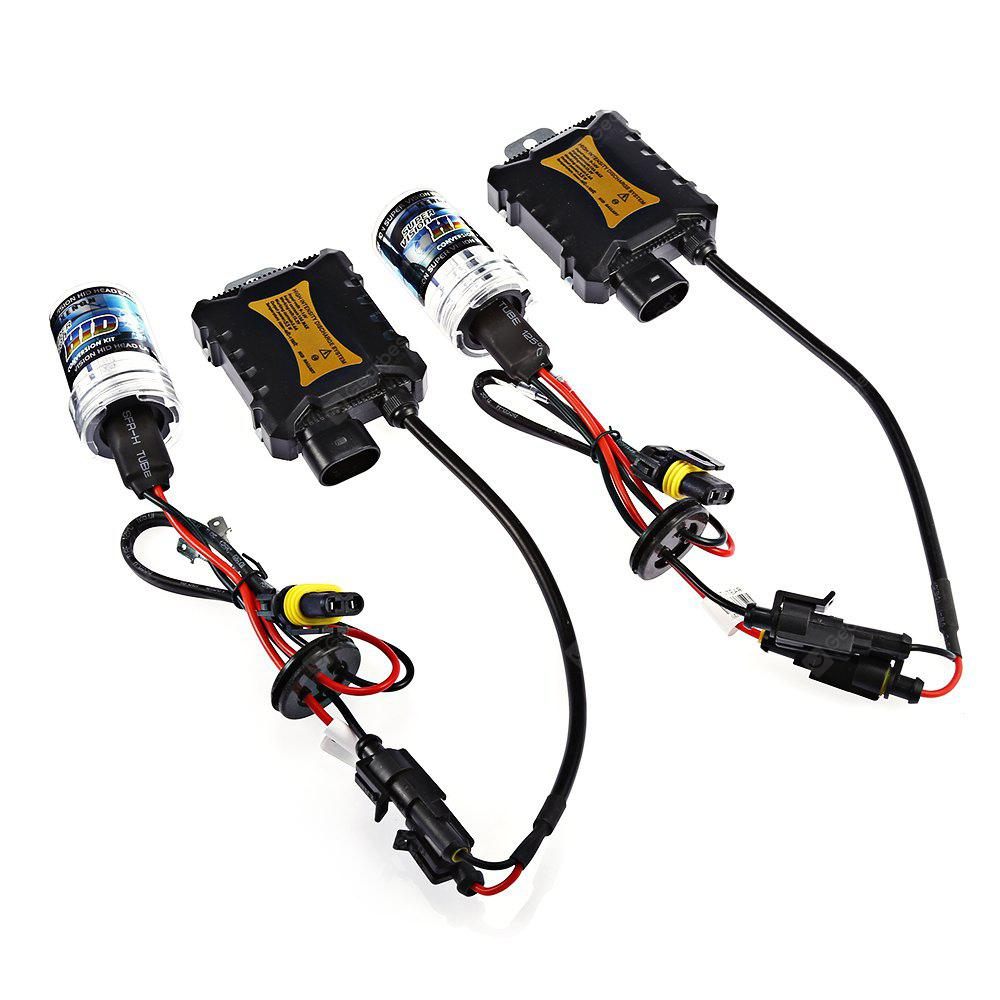 H7 55W Xenon Conversion Kit YELLOW