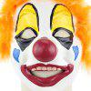 Red Nose Clown Latex Maske - COLORMIX