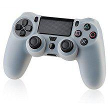 Silicone Case Cover for PS4 Wireless Controller