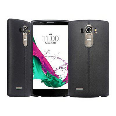 TPU Soft Protective Matte Back Case Cover for LG G4