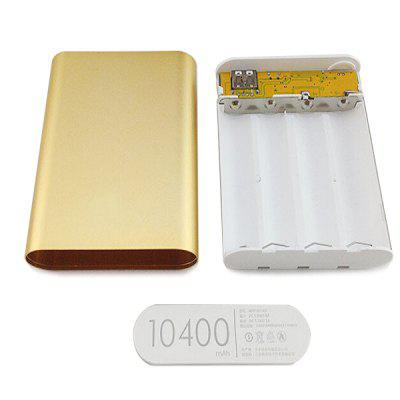 4 Grooves 18650 Battery Case