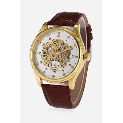 SEWOR SW820 Men Auto Mechanical Watch