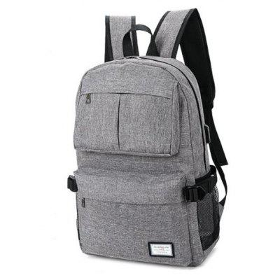 Laptop Backpack Leisure Travel Bag