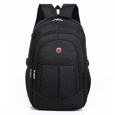 Laptop Backpack Men Travel Camping Bag