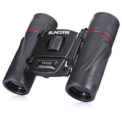 SUNCORE Water-resistant Mini 10 x 22mm Binocular Telescope