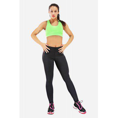 Donne Stretch Fitness Leggings