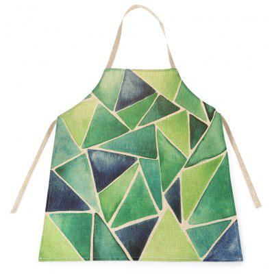 Triangle Kitchen Cotton Line Kid Apron
