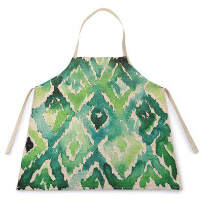 Square Waterproof Durable Comfortable Apron with Adjustable Strip for Kids