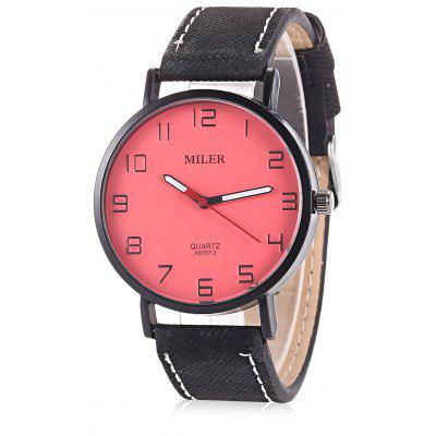 MILER A9007 - 2 Quartz Watch