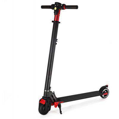 Aluminum Alloy Imported 5200mAh Folding Electric Scooter
