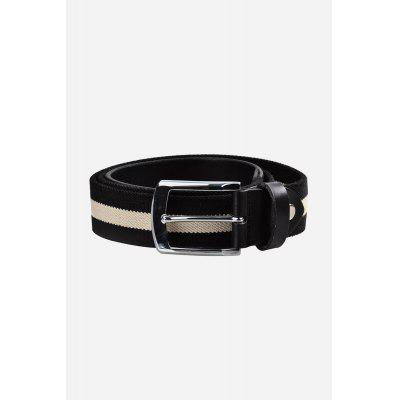 Men Casual Canvas Belt with Pin Buckle
