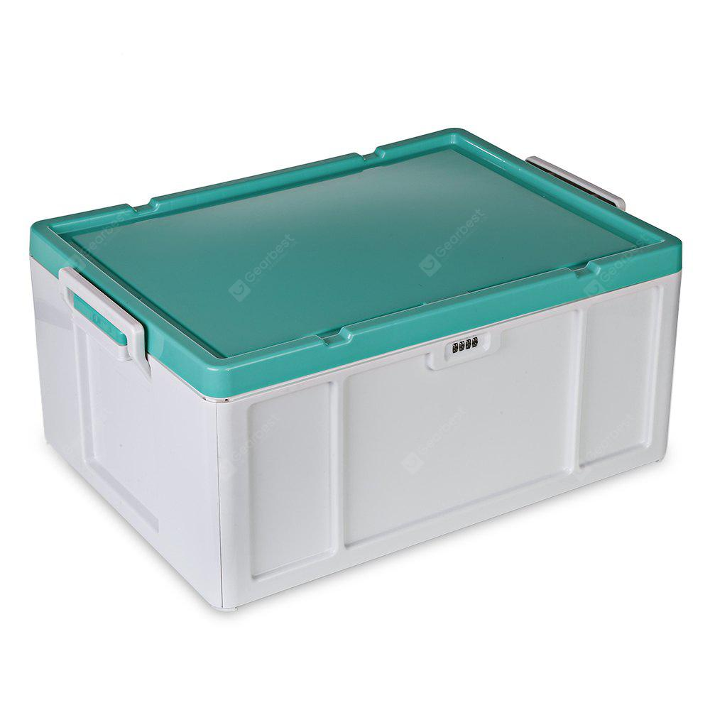 Removable Lockable Storage Box