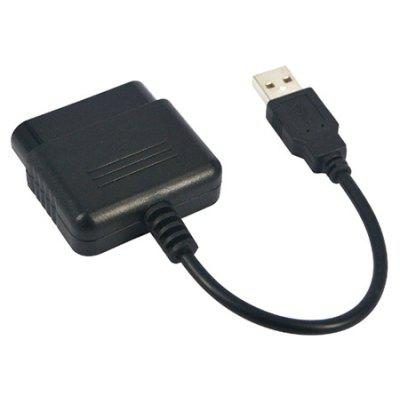 USB Adapter Converter Cable for Controller PS2 to PS3