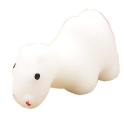 Cute Mini Cartoon Pony TPR Animal Jumbo Squishy Toy