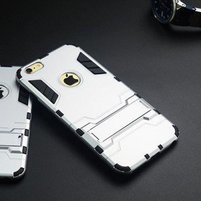 Armor Case Protector for iPhone 7iPhone Cases/Covers<br>Armor Case Protector for iPhone 7<br><br>Compatible for Apple: iPhone 7, iPhone 7<br>Features: Cases with Stand, Cases with Stand, Back Cover, Back Cover, Anti-knock, Anti-knock<br>Material: PC, PC<br>Package Contents: 1 x Phone Case , 1 x Phone Case<br>Package size (L x W x H): 15.00 x 8.00 x 2.00 cm / 5.91 x 3.15 x 0.79 inches, 15.00 x 8.00 x 2.00 cm / 5.91 x 3.15 x 0.79 inches<br>Package weight: 0.0450 kg, 0.0450 kg<br>Product size (L x W x H): 14.00 x 7.00 x 1.00 cm / 5.51 x 2.76 x 0.39 inches, 14.00 x 7.00 x 1.00 cm / 5.51 x 2.76 x 0.39 inches<br>Product weight: 0.0150 kg, 0.0150 kg<br>Style: Cool, Pattern, Pattern, Cool