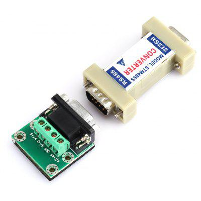 RS485 to RS232 Adapter Converter with Extended Board