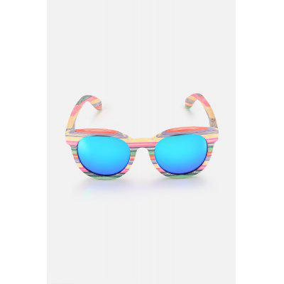 Colored Lens Colorful Bamboo Frame Polarized SunglassesStylish Sunglasses<br>Colored Lens Colorful Bamboo Frame Polarized Sunglasses<br><br>For: Climbing, Cycling, Other Outdoor Activities<br>Functions: Windproof, UV Protection, Fashion, Dustproof<br>Glasses width: 145mm<br>Lens height: 48mm<br>Lens material: Resin<br>Lens width: 51mm<br>Package Contents: 1 x Pair of Sunglasses<br>Package size (L x W x H): 25.00 x 15.00 x 5.00 cm / 9.84 x 5.91 x 1.97 inches<br>Package weight: 0.0600 kg<br>Product weight: 0.0240 kg<br>Strap Length: 145mm<br>Type: Fashion Sunglasses